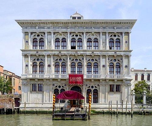 Ca' Vendramin Calergi Venetsia