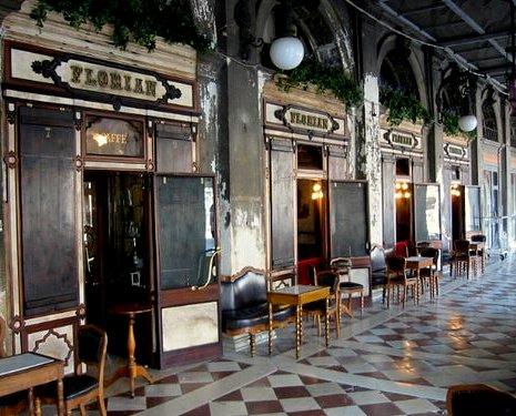 Caffe Florian Venetsia