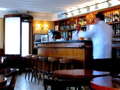 Harry's Bar alakerta