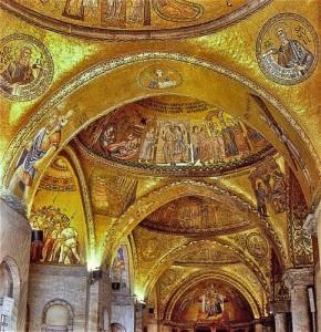 Pyhän Markuksen kirkon mosaiikit