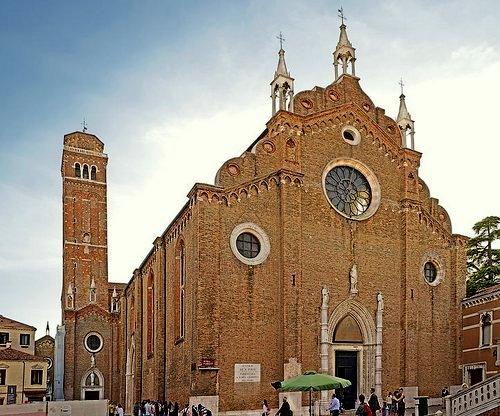 Santa Maria Gloriosa dei Frari Venetsia