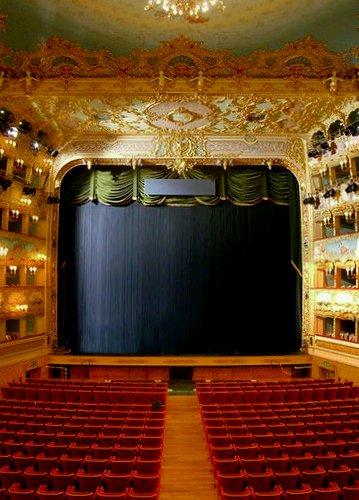 Teatro la Fenice sali