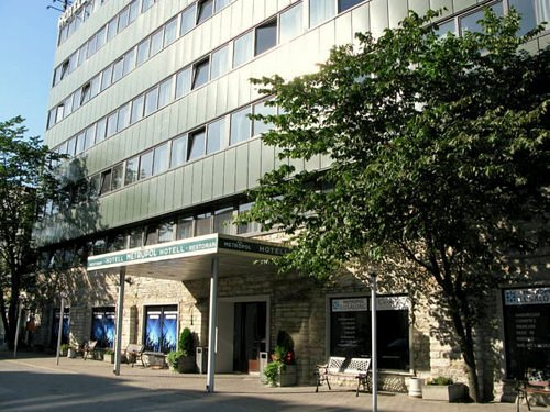 Hotel Metropol Tallinna