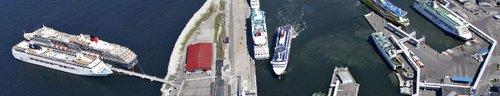 Tallinnan satama risteilyalukset