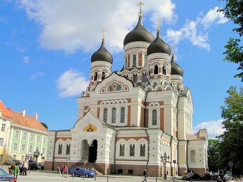 Aleksanteri Nevskin kirkko Tallinna
