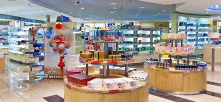 Baltic Queen Cosmetic Boutique Tukholma Tallinna