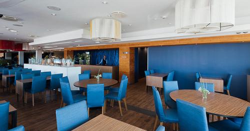 Cafe Retro City Hotel Portus Tallinna