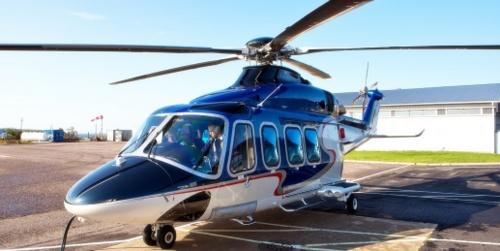Copterline helikopteri Helsinki Tallinna