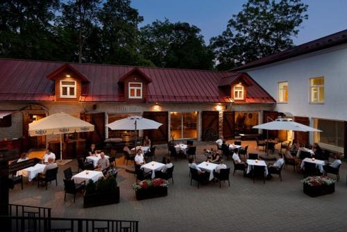 Courtyard von Stackelberg hotelli Tallinna