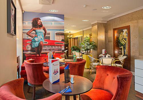 Cubano Bar Meriton Grand Conference & Spa hotelli Tallinna
