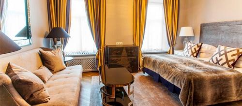 Deluxe huone St Petersbourg Hotel Tallinna