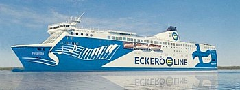 Eckerö Line M/S Finlandia Helsinki Tallinna