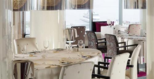 Horisont ravintola Swissotel Tallinna