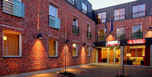 Hotel Bern Tallinnassa