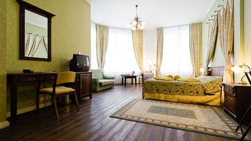 Hotel Taanilinna Tallinna Deluxe kahden hengen huone