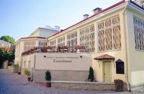 Hotel Taanilinna Tallinna