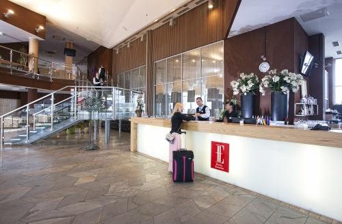 Hotell Euroopa Tallinna