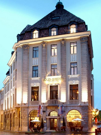 Hotelli Barons Tallinna