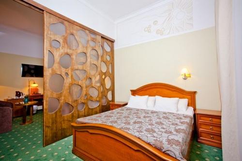 Junior Suite huone Santa Barbara hotellit Tallinna
