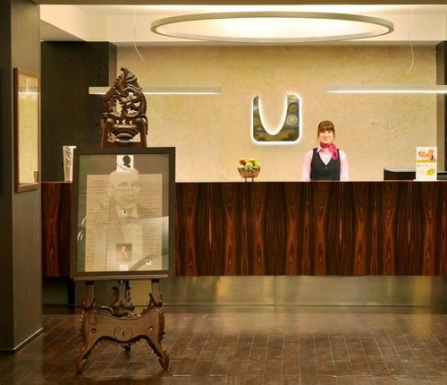 Kreutzwald Hotel Tallinna vastaanotto
