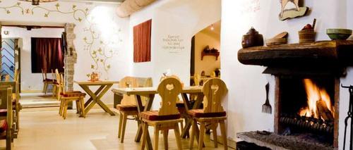 Kuldne Notsu Korts ravintola Tallinna