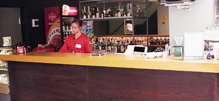Lobbybaari Pirita TOP SPA hotelli Tallinna