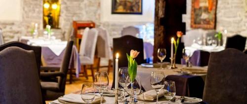 Marbella Club Grill ravintola Hotel Schlossle Tallinna