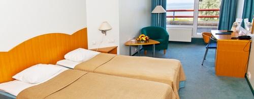 Marine huone Pirita TOP Spa hotelli Tallinna