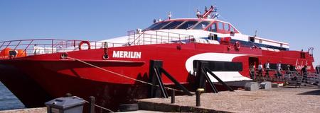 Merlin Linda Line Helsinki Tallinna