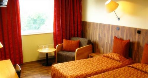 Metropol Hotell huone Tallinna
