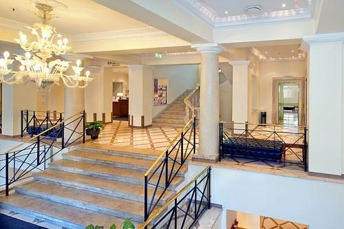 My City Hotel Tallinna vastaanotto