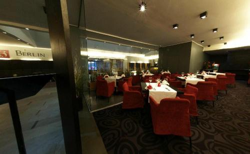 Ravintola Berlin Hotelli Metropol Tallinna
