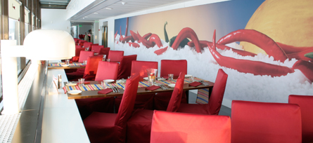 Ravintola Regatta Pirita TOP SPA hotelli Tallinna