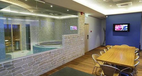 Sauna City Hotel Portus Tallinna