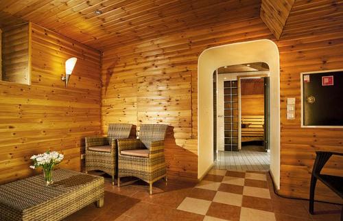 Sauna Hotel Barons Tallinna