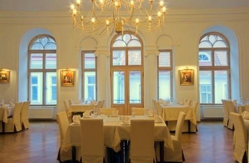 St Olav Hotelli ravintola Tallinna