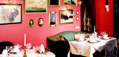 St Petersbourg Hotel Nevskij ravintola Tallinna