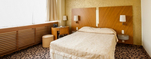Superior huone Tallink City Hotel Tallinna