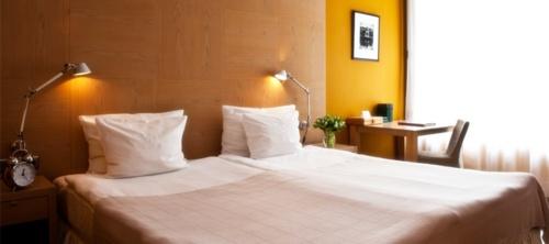 Superior huone Three Sisters Hotel Tallinna