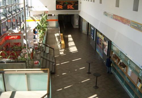 Tallinna Balti Jaam rautatieasema lipunmyynti