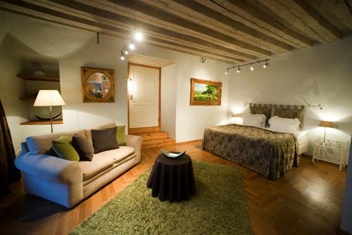 Vanhankaupungin Deluxe huoneistot saunalla Oldhouse Apartments