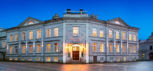 Von Stackelberg Hotel Tallinna