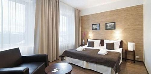 ZEN huone Kreutzwald hotelli Tallinna