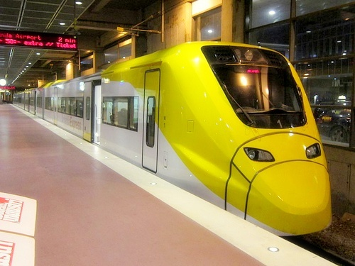 Arlanda Express juna Tukholma