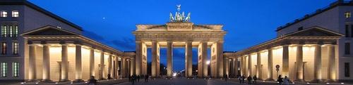 Brandenburgin portti Berliini