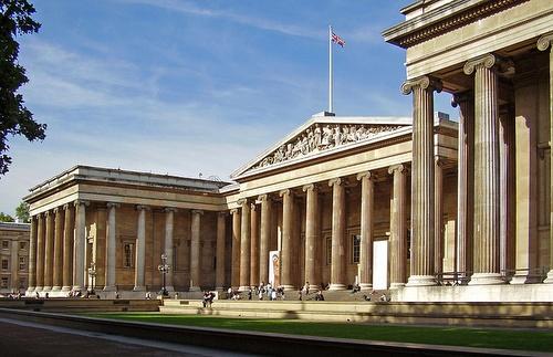 British Museum Lontoo