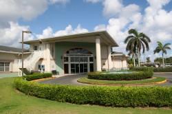 Chrissie Tomlinson Memorial Hospital sairaala Caymansaaret