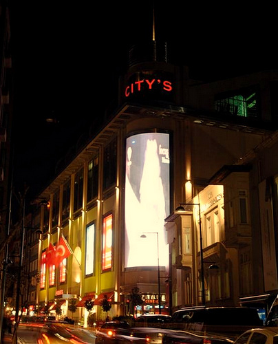 City's Nisantasi Istanbul kauppakeskus
