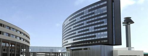 Clarion hotelli Arlandan lentokenttä Tukholma