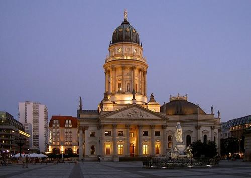 Deutscher Dom Berliini